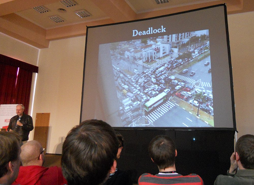 Douglas Crockford - Deadlock
