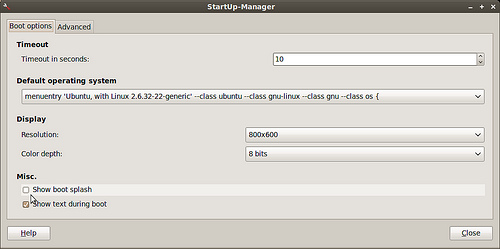 startupmanager