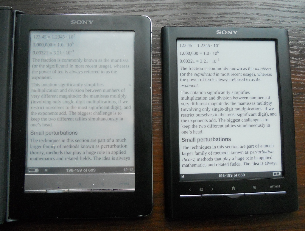 sony digital book reader prs 300 manual